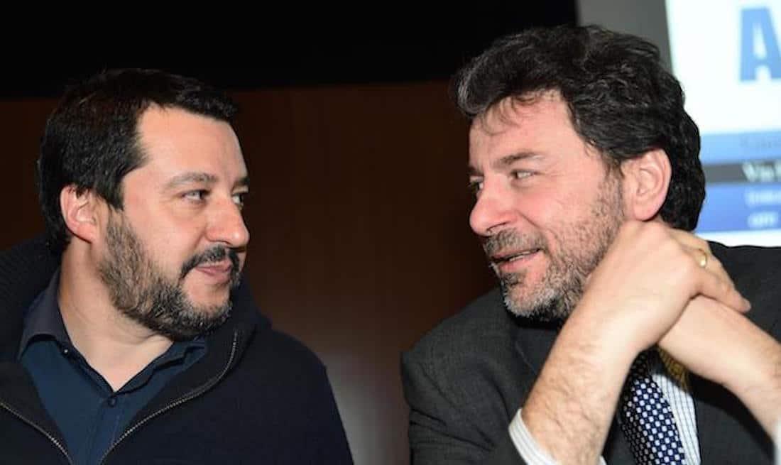 """Giorgetti punge Matteo Salvini: """"Dopo l'Emilia la Lega è sotto una slavina che potrebbe staccarsi"""""""