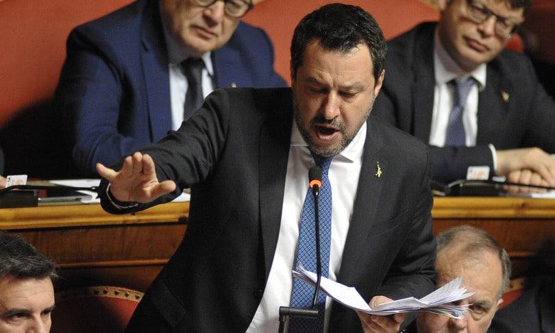 Ultimi sondaggi politico elettorali, dopo caso Gregoretti Salvini guadagna punti, scende il Pd, stabile il M5S, e se ci fosse il processo…