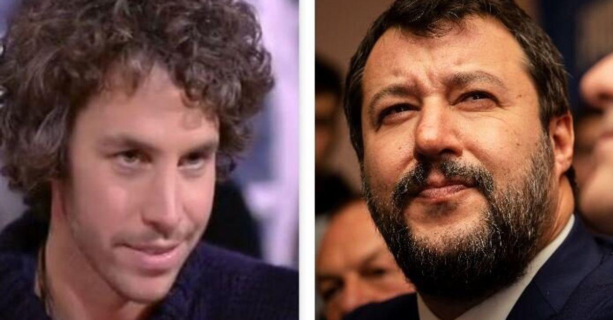 """Mattia Santori leader delle Sardine """"I meridionali hanno capito che Salvini non è credibile, la coscienza non si può ripulire con un po' di soldi su Facebook"""""""