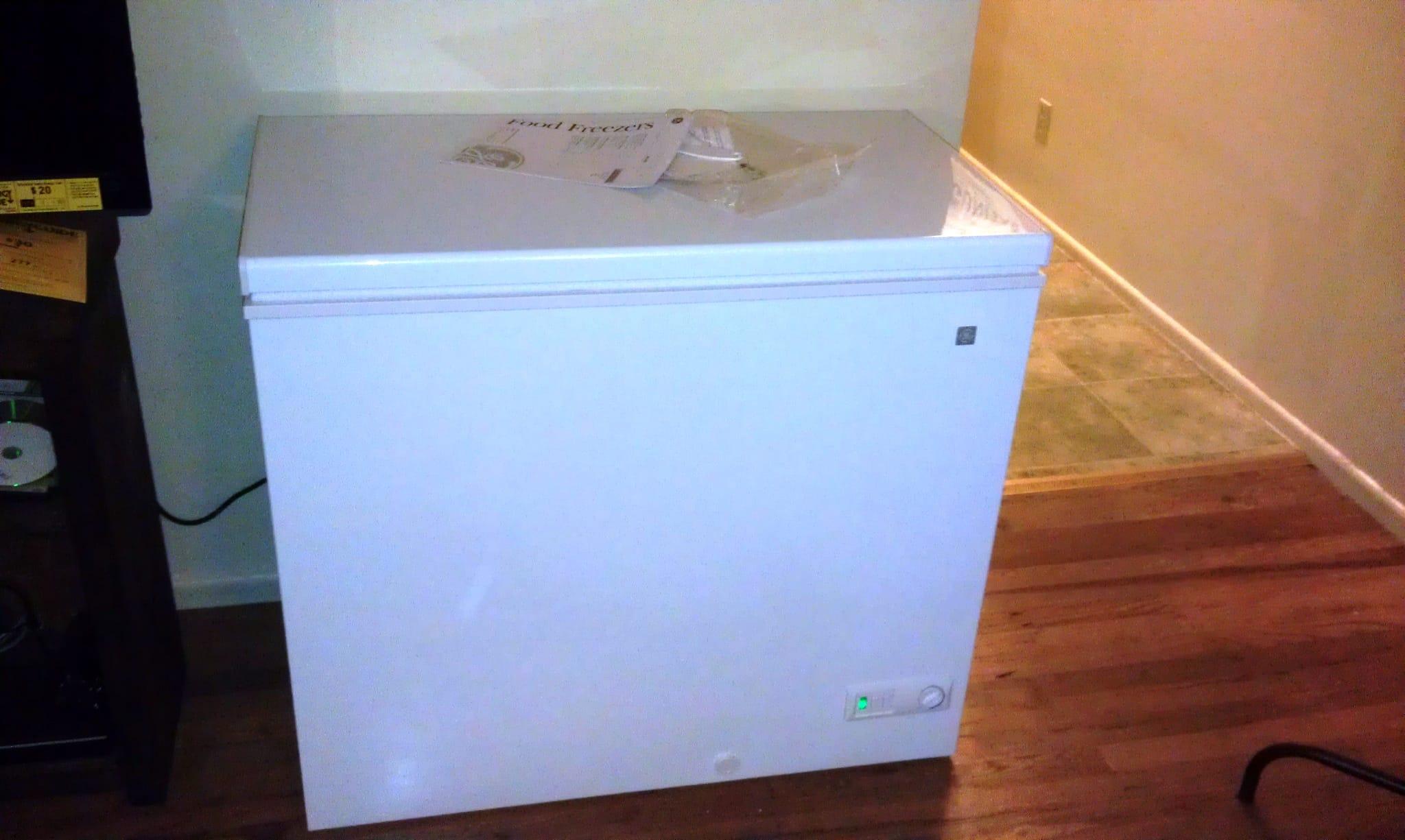 Compra un congelatore usato e fa una macabra scoperta, al suo interno c'era il cadavere di una donna