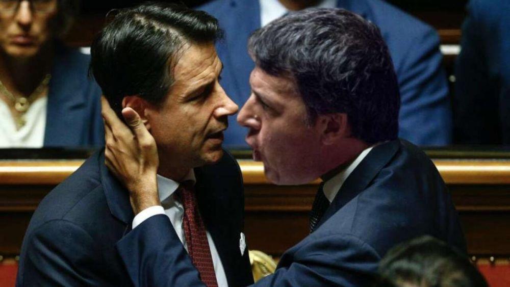 """Emergenza Covid-19,  Renzi contro Conte """"L'ultimo dpcm è uno scandalo costituzionale, ci sarà una carneficina di posti di lavoro"""""""