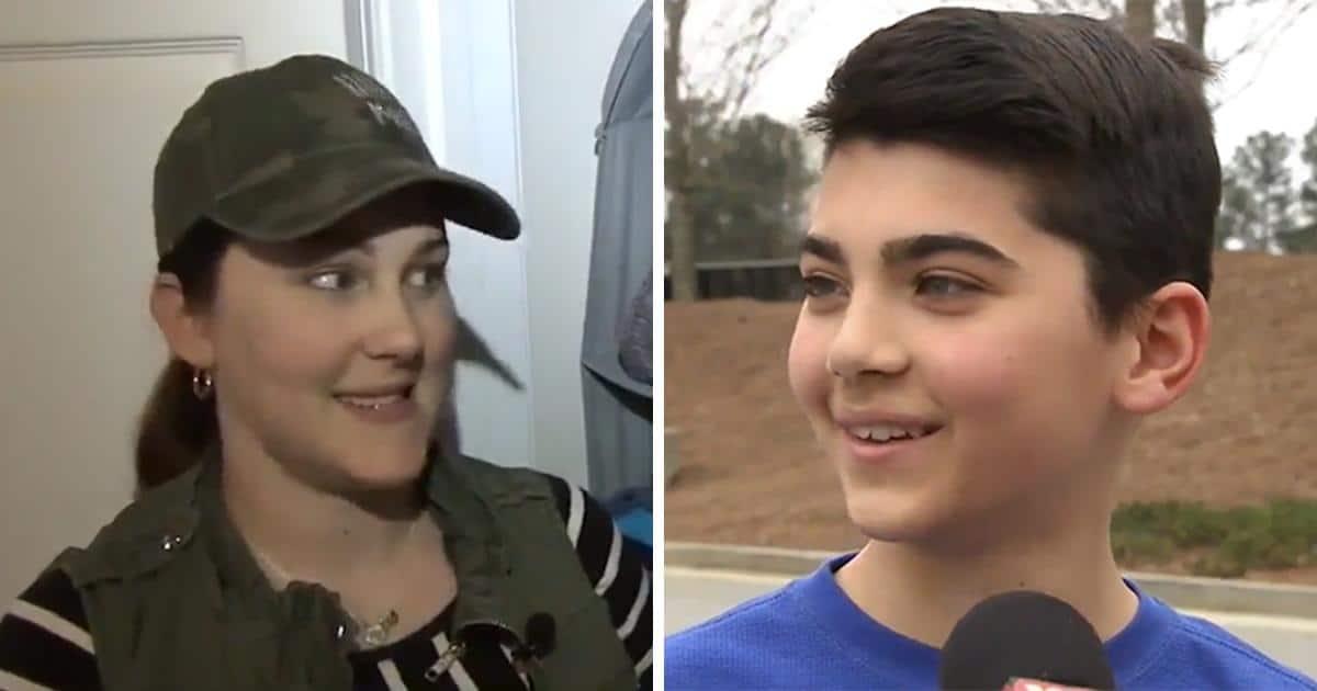 Una mamma si accorge che il figlio tredicenne prende in giro i compagni che si vestono nei negozi low coast e gli dà una lezione esemplare