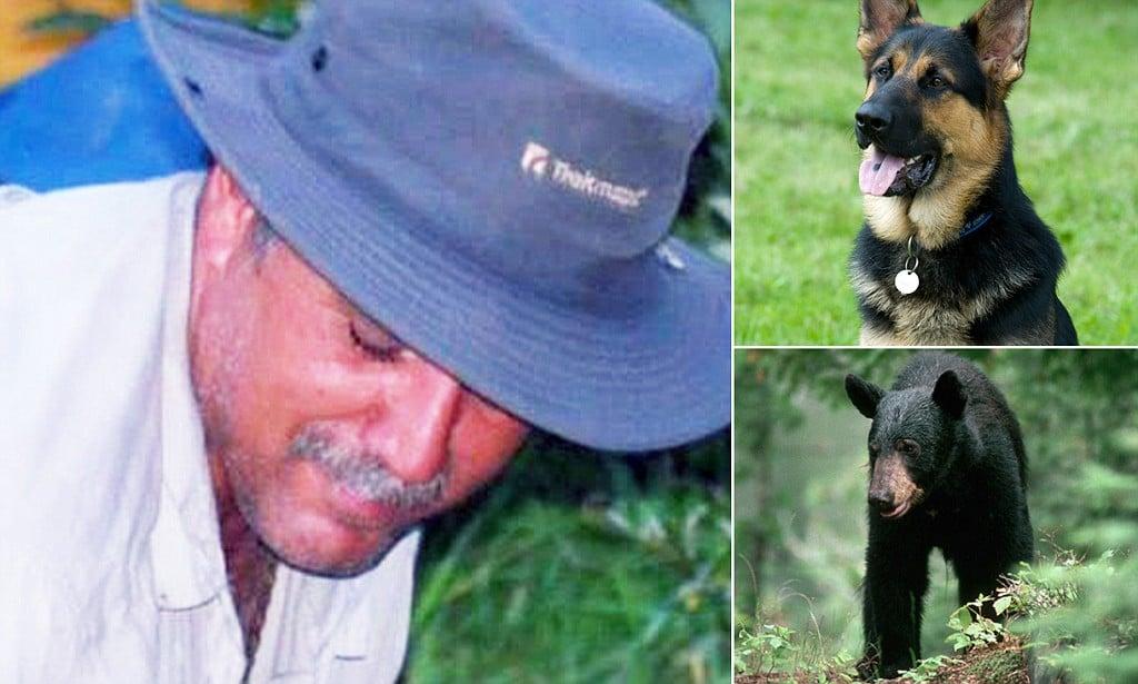 """Escursionista si perde per tre mesi in una foresta per sopravvivere si mangia il suo cane, """"Non aveva scelta"""""""