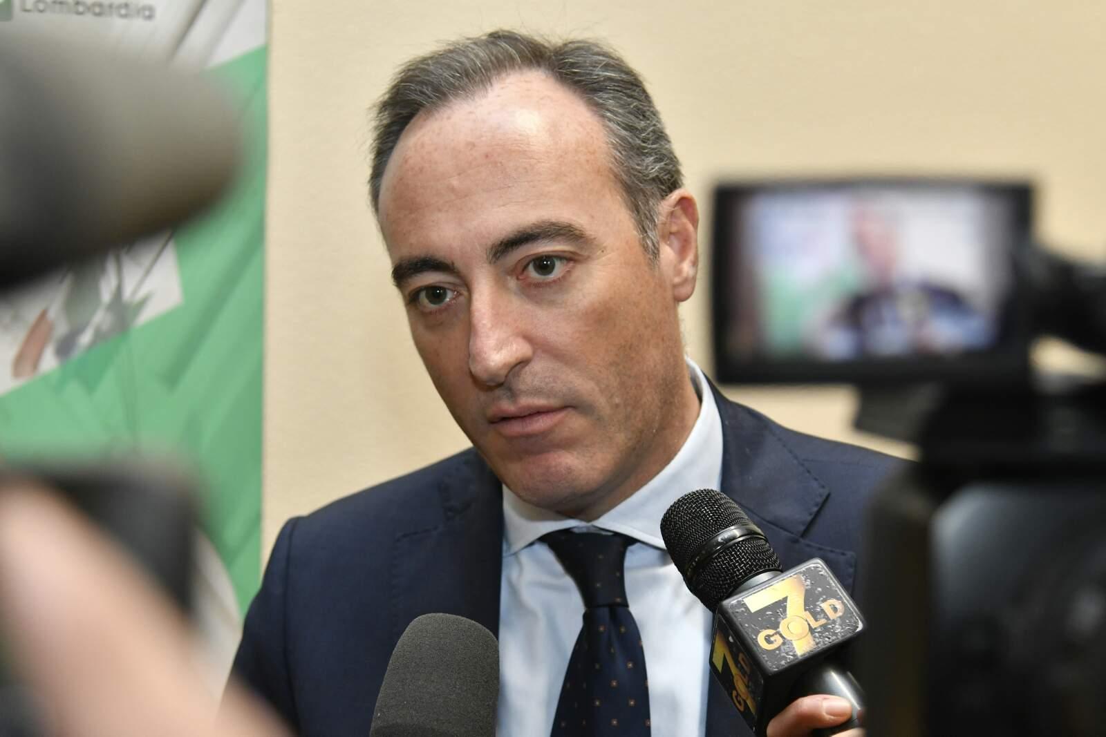 """Emergenza Covid-19, Gallera """"In Lombardia la situazione sta cambiando molto, la riduzione della pressione sull'azione delle ambulanze e sui pronto soccorso c'è"""""""