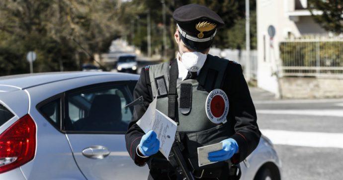 Corona Virus a Bari, ancora troppa gente in giro, denunciate 1.900 persone, solo ieri oltre 3.600 controlli