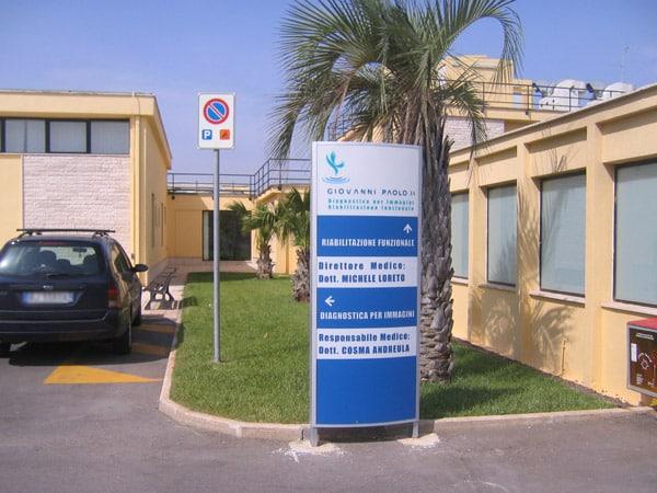 Emergenza Covid-19 A Bari, focolaio al centro di riabilitazione Giovanni Paolo II di Putignano sono 17 le persone positive