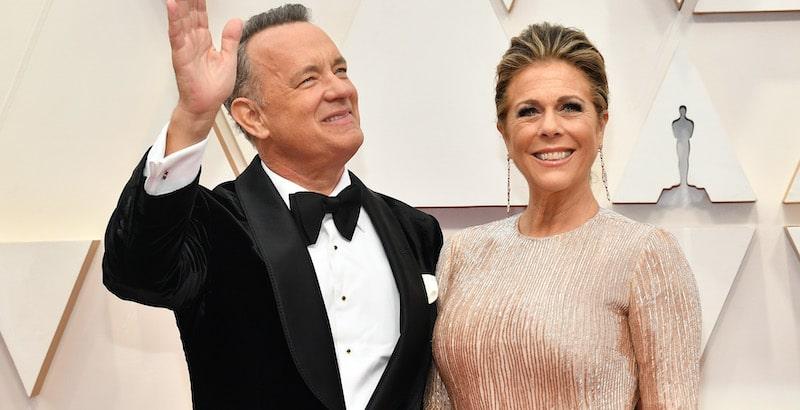 Il Coronavirus a Hollywood, Tom Hanks e la moglie positivi al virus, l'attore pensava fosse un banale raffreddore