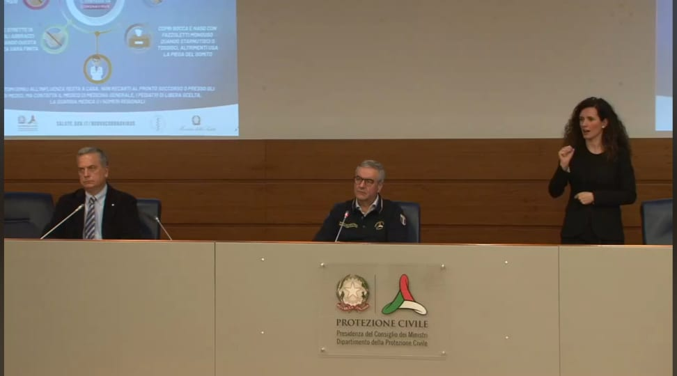 """Emergenza Covid-19, alla conferenza protezione civile l'annuncio del Prof. Alberto Villani """"Il vaccino sarà pronto e commercializzato in tempi record"""""""