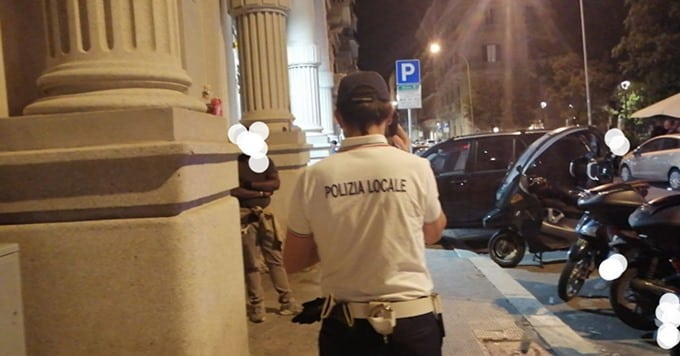 Bari, blitz anti movida  ieri sera della Polizia, centinaia di controlli, sanzioni per assembramenti e auto parcheggiate in doppia fila