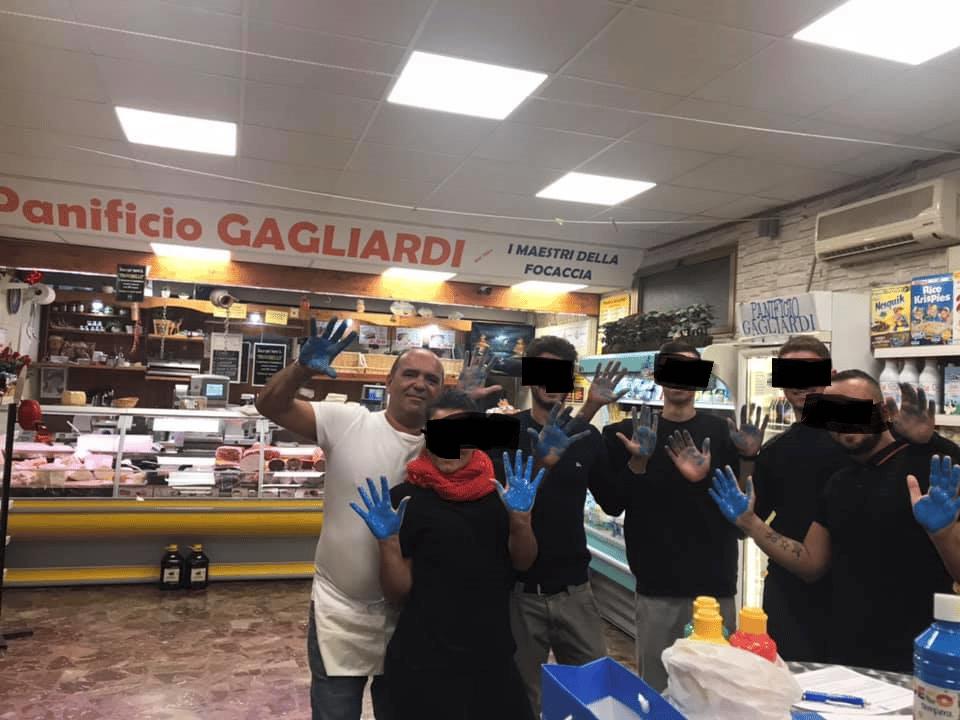 Bari saluta una persona speciale Dino Gagliardi, aveva 56 anni è morto per un malore improvviso nel suo minimarket, era conosciutissimo in tutto il suo quartiere
