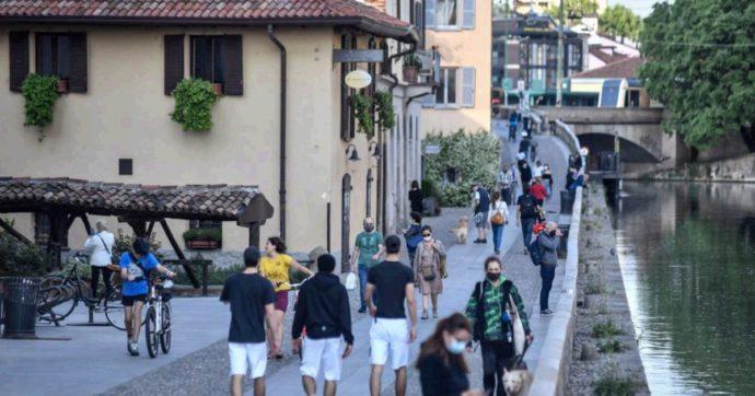 """Coronavirus Fase 2, a Milano la gente è ritornata a vivere e ad affollare strade e parchi, il primario del Sacco: """"Milano è una bomba, si rischia di richiudere tutto"""""""