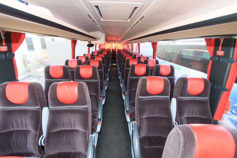 Emergenza Covid-19, in arrivo dal Nord verso Sud con i bus a partire dall'alba di domani 270 passeggeri, il 70% sono diretti in Puglia e Basilicata