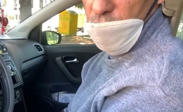 """51enne gravemente malato ha passato la quarantena in auto """"Non mi è rimasto niente e nessuno"""""""