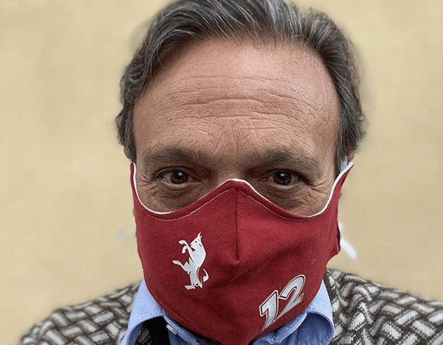 """Coronavirus Piero Chiambretti: """"Vi svelo cosa mi ha salvato"""""""
