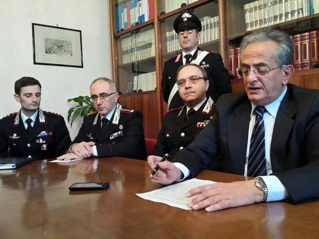 Blitz in procura, arrestato il procuratore capo di Taranto, il magistrato barese Carlo Maria Capristo