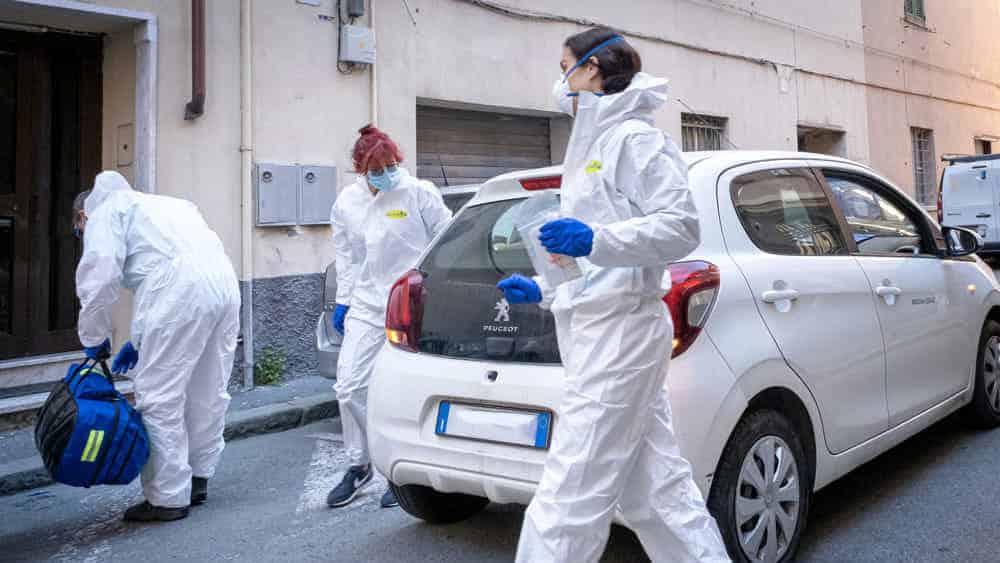 Emergenza Covid-19, rischio di lockdown per una città pugliese, 9 contagiati di cui tre ricoverati e 83 persone in quarantena