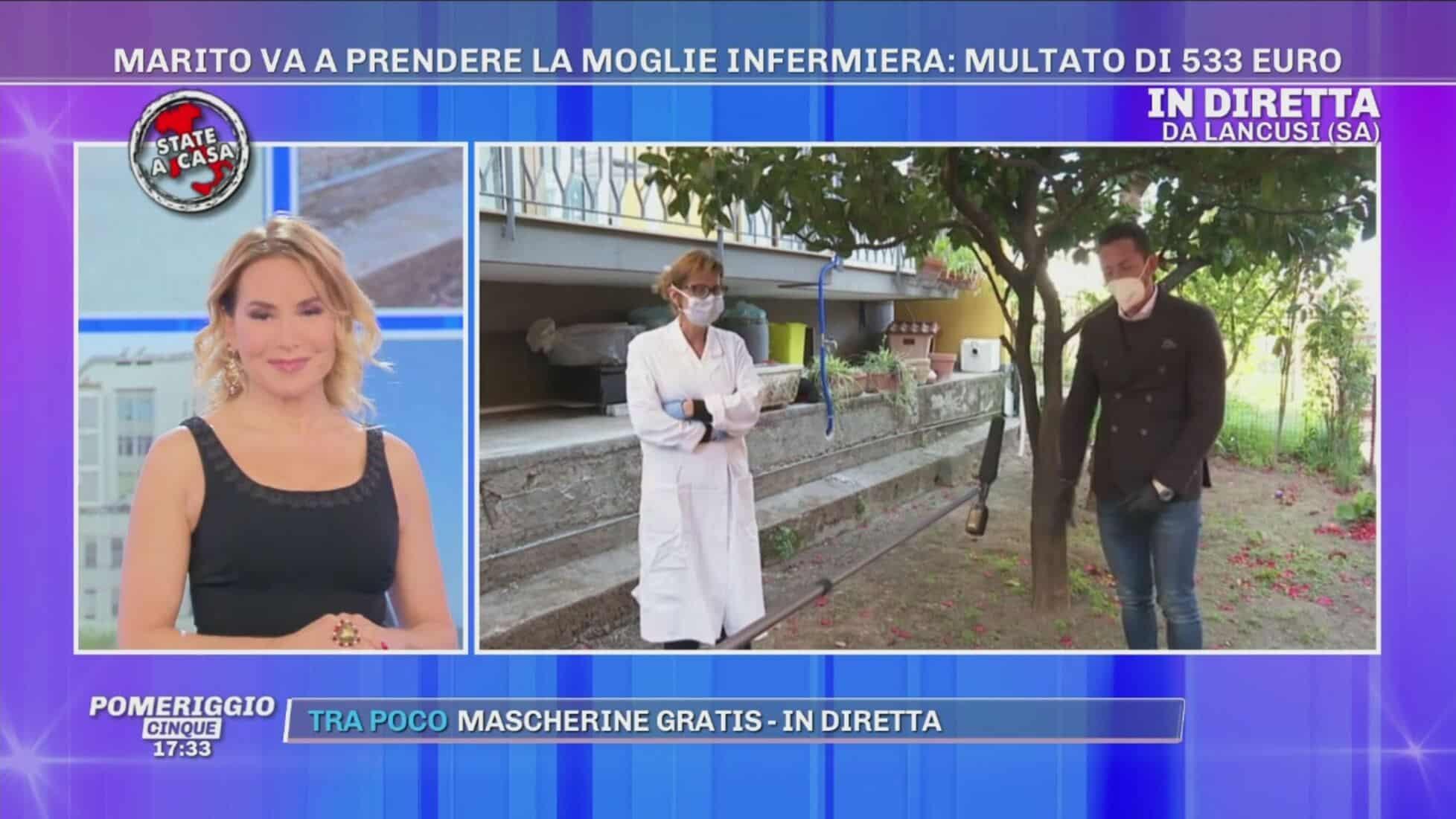 Coronavirus, è in giro per fare beneficenza, la polizia lo ferma e gli fa una multa di 400 euro