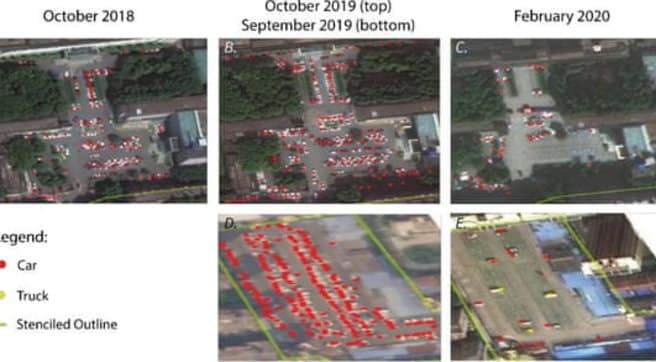Emergenza Covid-19, clamorosa scoperta, gli ospedali di Wuhan erano già affollati da ottobre