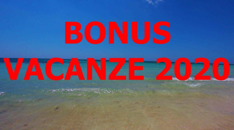 Bonus vacanze da 500 euro, la procedura da seguire per averlo