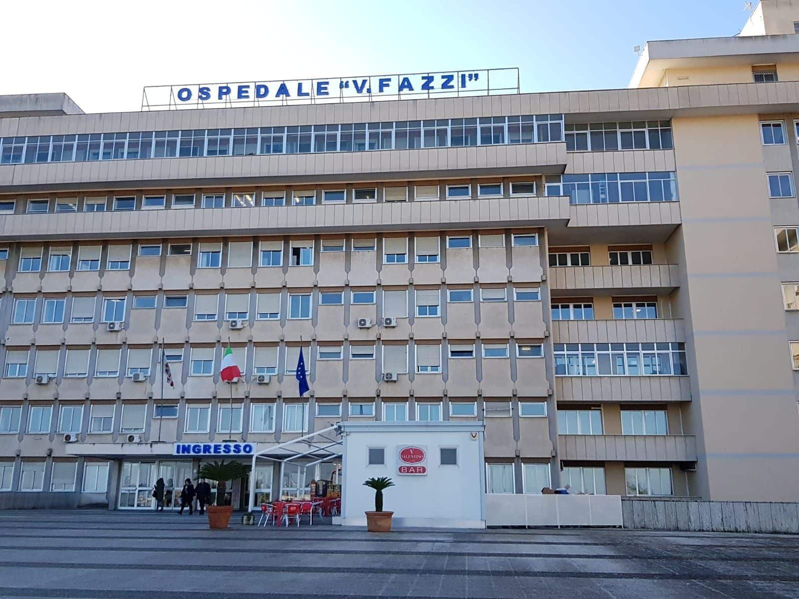 Lecce, al Vito Fazzi prima delle dimissioni un paziente risulta positivo al Covid 19, chiuso il reparto