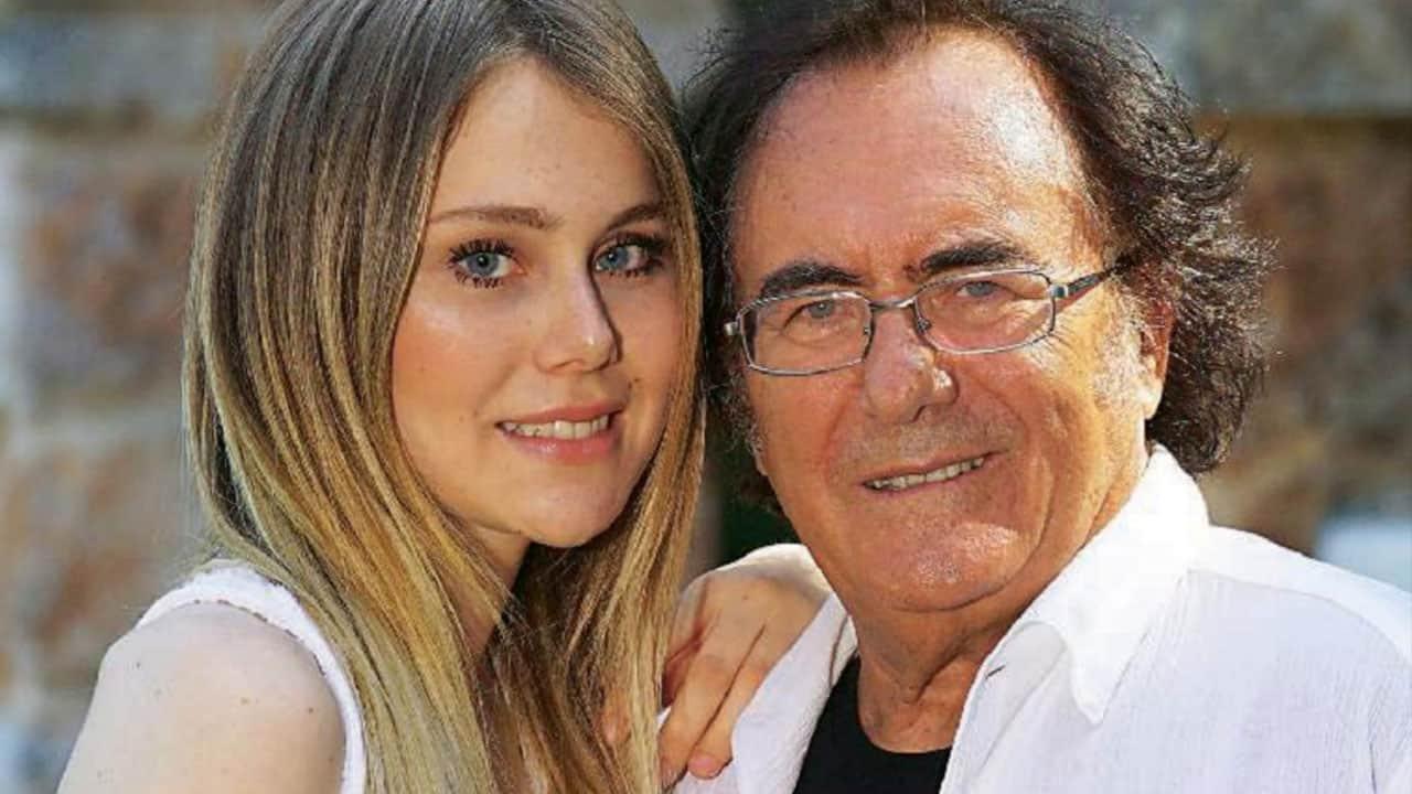 """Albano Carrisi, fa una richiesta alla figlia Jasmine ma lei gli risponde: """"Non ci riesco proprio"""""""