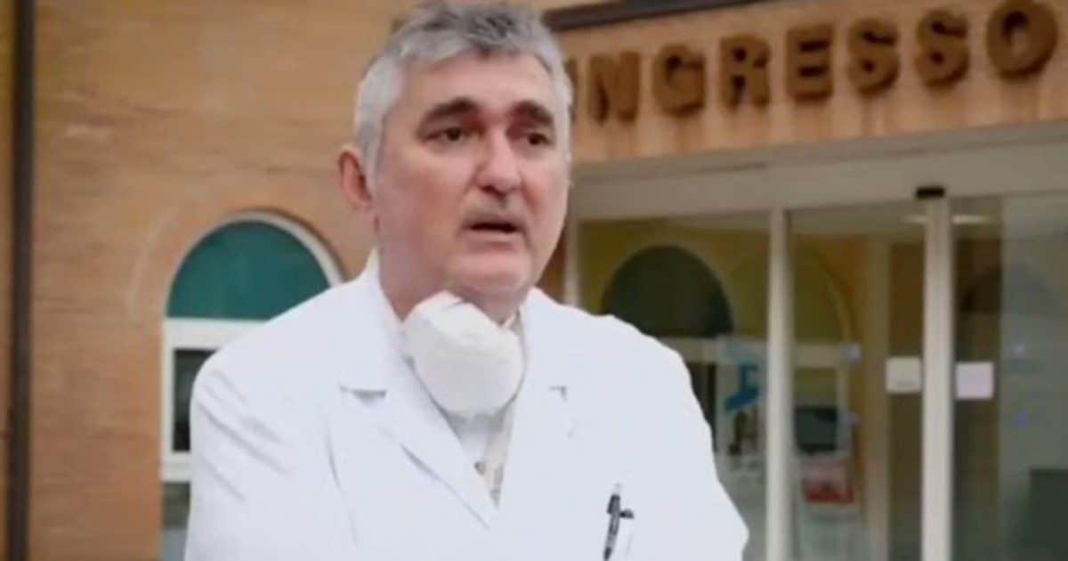 """Il professor De Donno """"Si parla di vaccino, ma della cura a plasma nulla, sono morte 34 mila persone, ne avremmo potute salvare almeno la metà"""""""