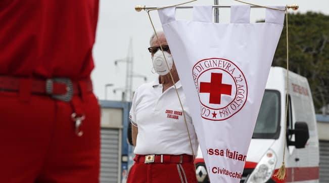 Emergenza Covid-19, focolaio nella sede della Croce Rossa, sono risultati positivi 42 migranti