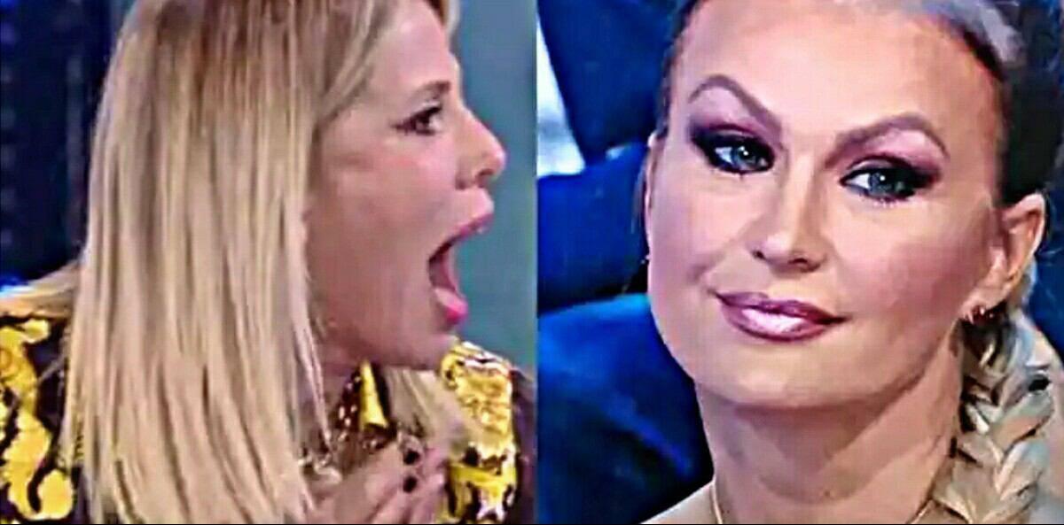"""Alessia Marcuzzi e Stefano De Martino, interviene il marito di Eva Hengel per massacrare Alessia"""" """"Alessia non ti dimenticare …"""