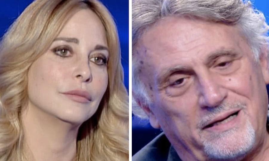 """Stefania Orlando, Andrea Roncato al veleno la umilia: """"In 20 anni ha venduto solo materassi"""""""