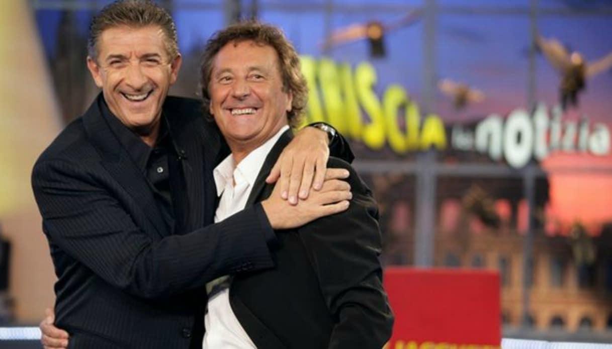 """Enzo Iacchetti a proposito di Ezio Greggio rivela """"non siamo mai stati amici"""""""