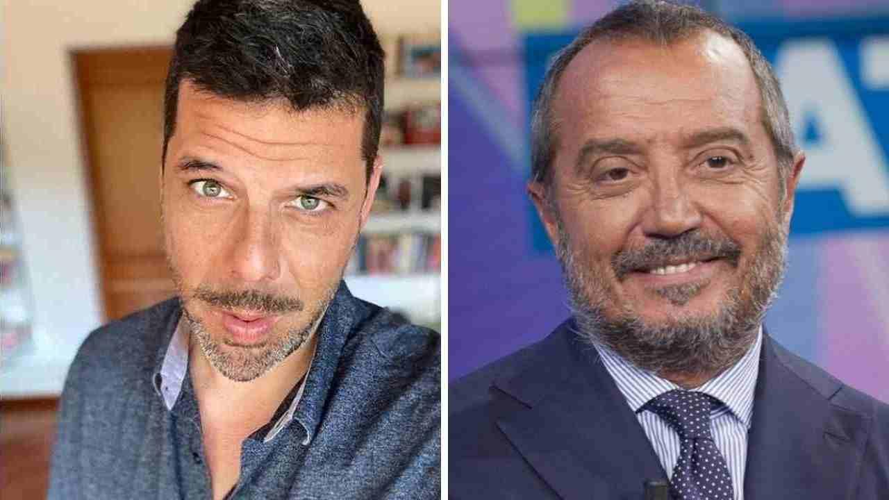 """Franco Di Mare risponde a Salvo Sottile """"Non sono un tagliatore di teste ma Salvo Sottile non è il proprietario di """"Mi manda Rai 3"""""""