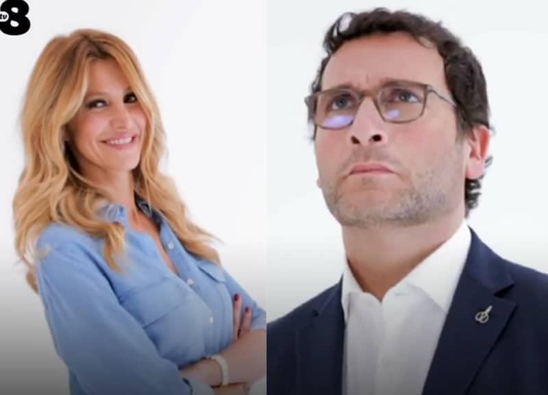 Gelo tra Adriana Volpe e Alessio Viola, la Volpe su Instagram mette subito in chiaro come stanno le cose