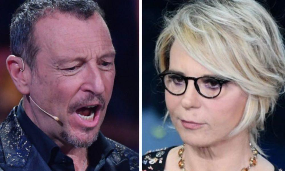 Amadeus 'Sanremo 2021', a proposito di avere con lui Maria De Filippi decide di essere sincero e dice esattamente cosa pensa