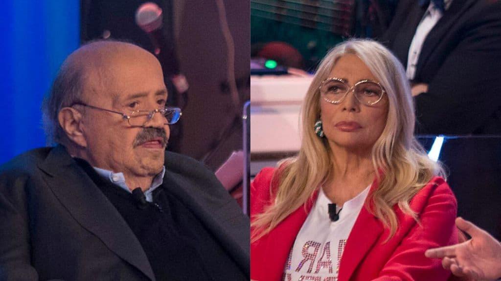 """Maurizio Costanzo duro attacco a Mara Venier """"Inaccettabile il suo comportamento…è di cattivo esempio"""", la Venier …"""