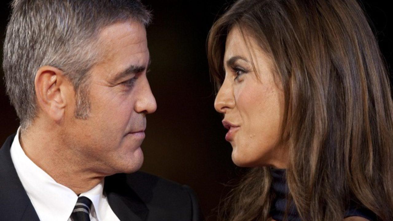 """George Clooney e Elisabetta Canalis, a distanza di anni lui dice: """"Vi racconto io qualcosa su di lei che non sapete"""""""