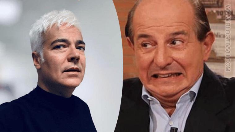 """Giancarlo Magalli querela Marcello Cirillo e lui risponde """"Al dottor Magalli dalla querela facile"""""""