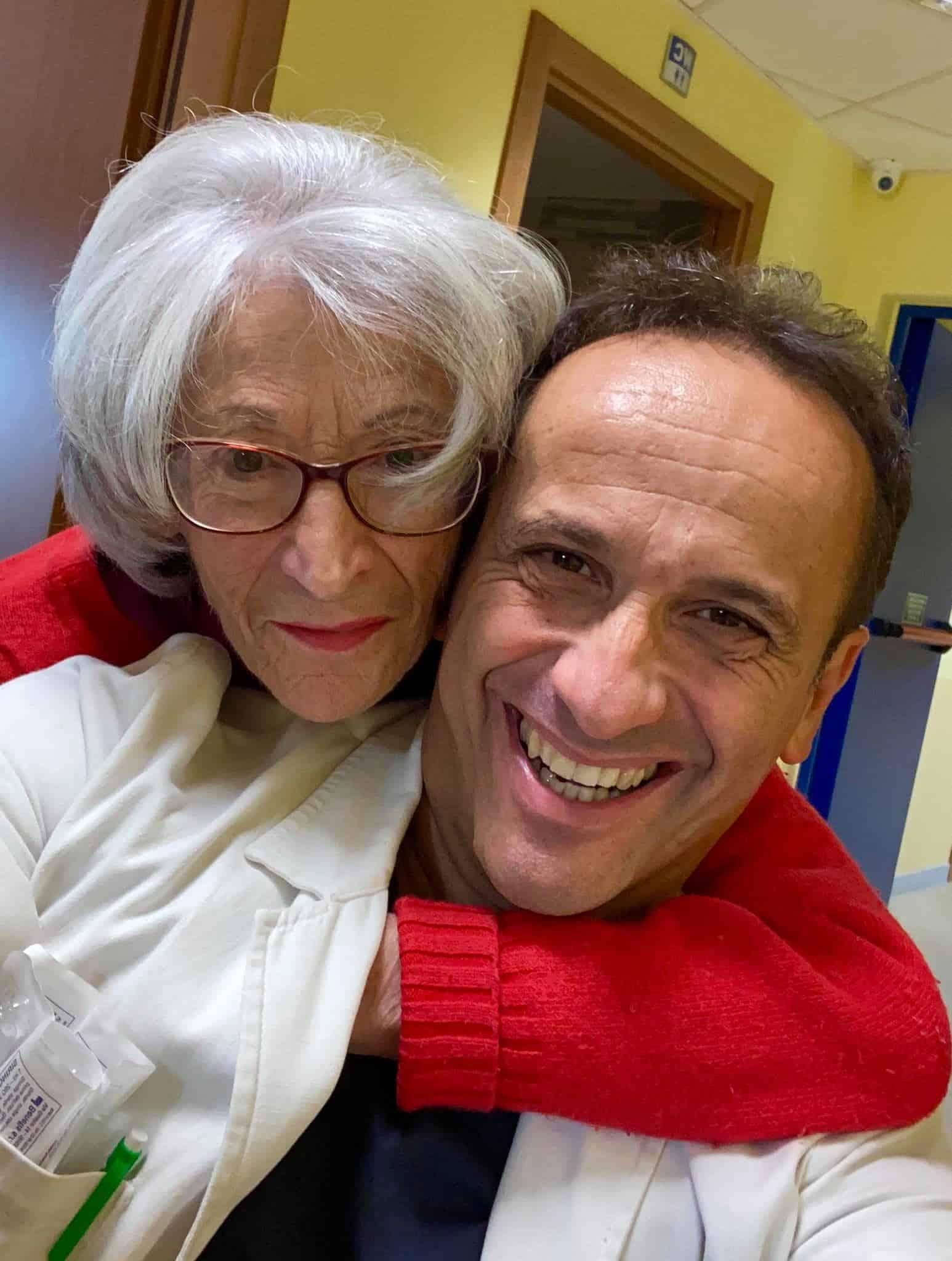 Mariolina De Fano non c'è più, il commosso ricordo di Uccio De Santis