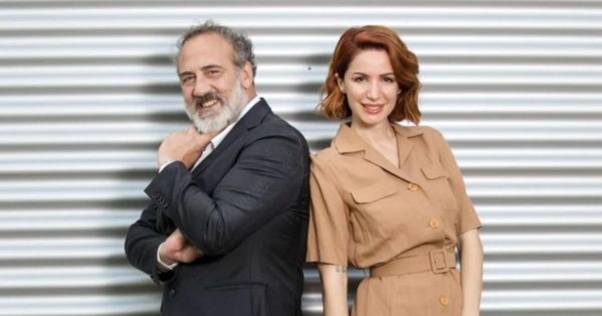 """""""Vita in diretta Estate"""", Marcello Masi e Andrea Delogu: """"Per favore, così fa piangere anche noi"""""""