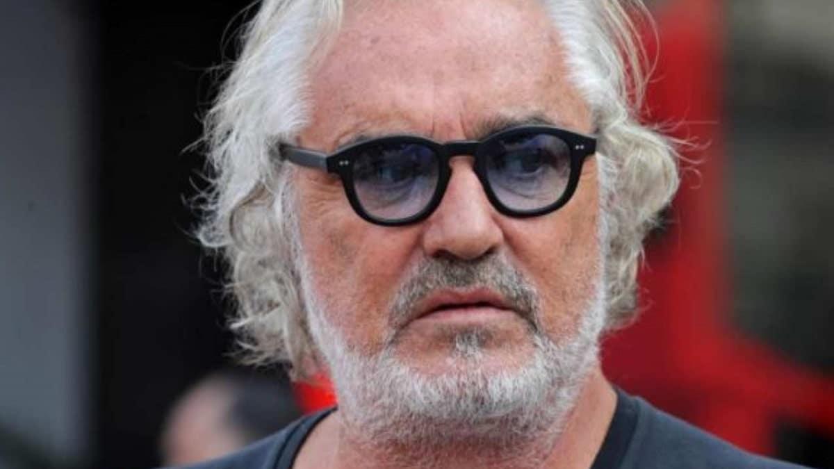 Selvaggia Lucarelli dopo la notizia del ricovero di Briatore: «Speriamo che guarisca presto»