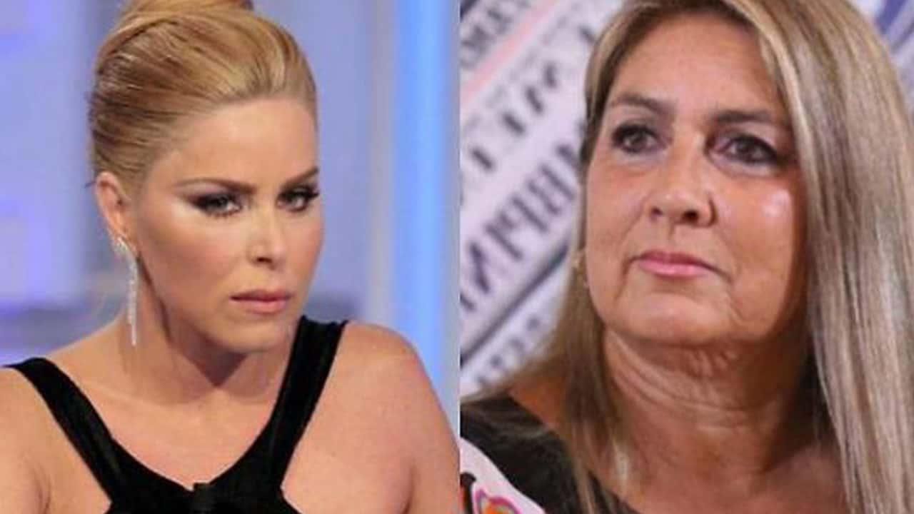 """Romina Power a cena con Loredana Lecciso che dice """"A tavola non si litiga"""""""