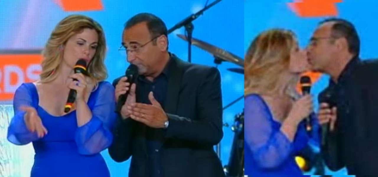 """Vanessa Incontrada di Carlo Conti dice """"non posso dimenticare quando anche lui …"""""""