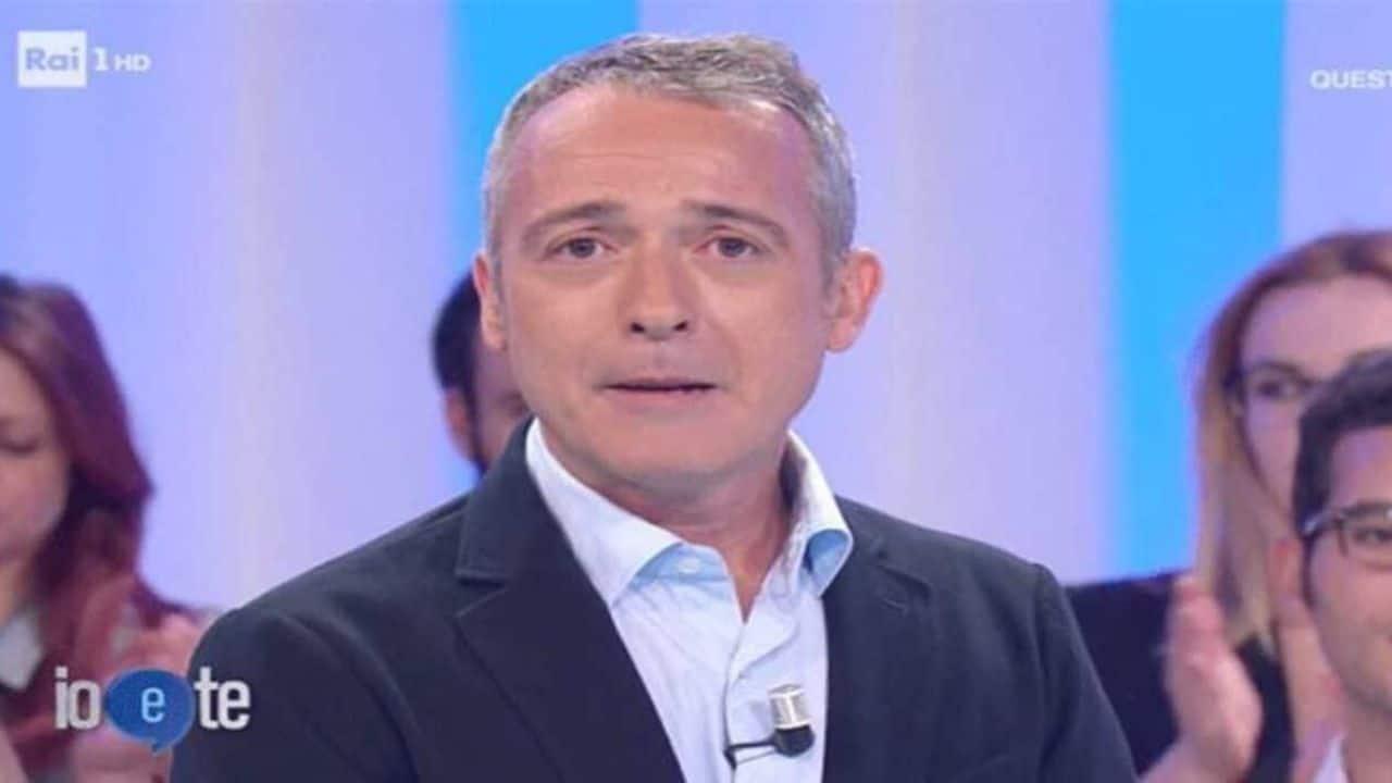 """Pierluigi Diaco """"Io e te"""" sospeso, Andrea Delogu a La Vita in diretta estate: «Diaco sei tanto amato» ma poi sui social …"""