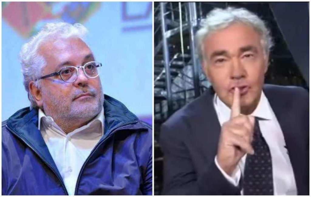 """""""Non è l'Arena"""" Ares gate, Massimo Giletti intervista Alberto Tarallo, che legge una lettera che spiega tutto"""
