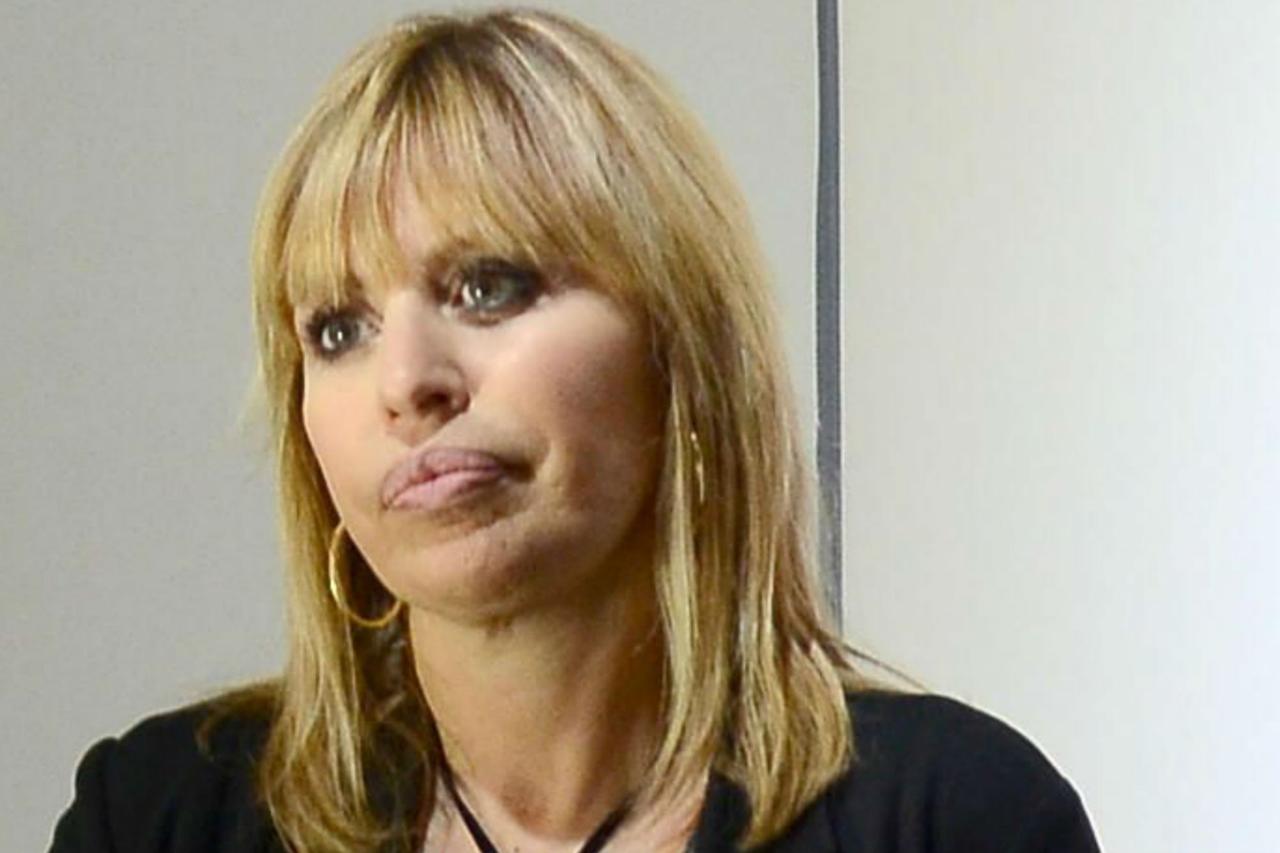 """""""Ballando con le stelle"""", Alessandra Mussolini cade durante le prove, ricovera d'urgenza in ospedale"""