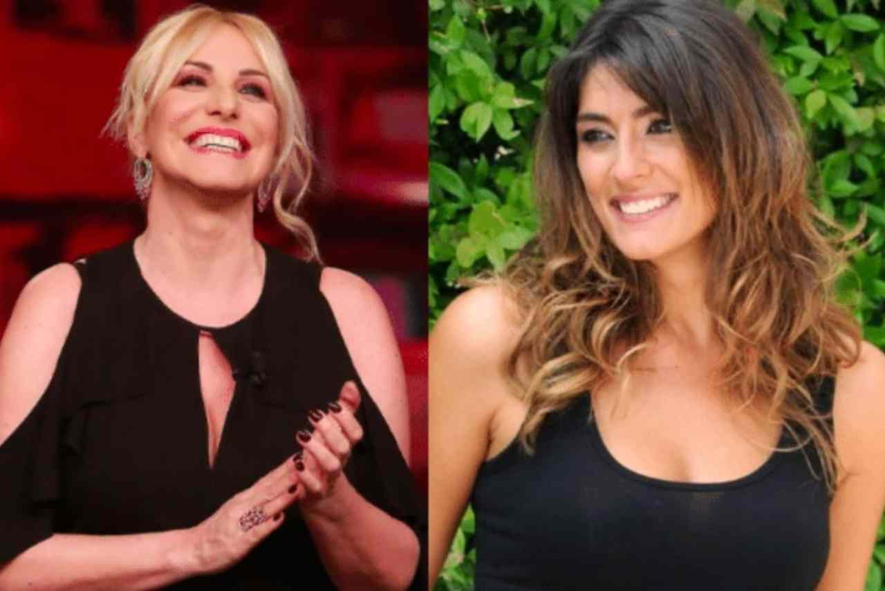 """Elisa Isoardi commenta positivamente la nuova trasmissione della Clerici ma la Clerici risponde durissima """"Noi due amiche? Mai, si è solo trovata sulla mia strada due volte"""""""