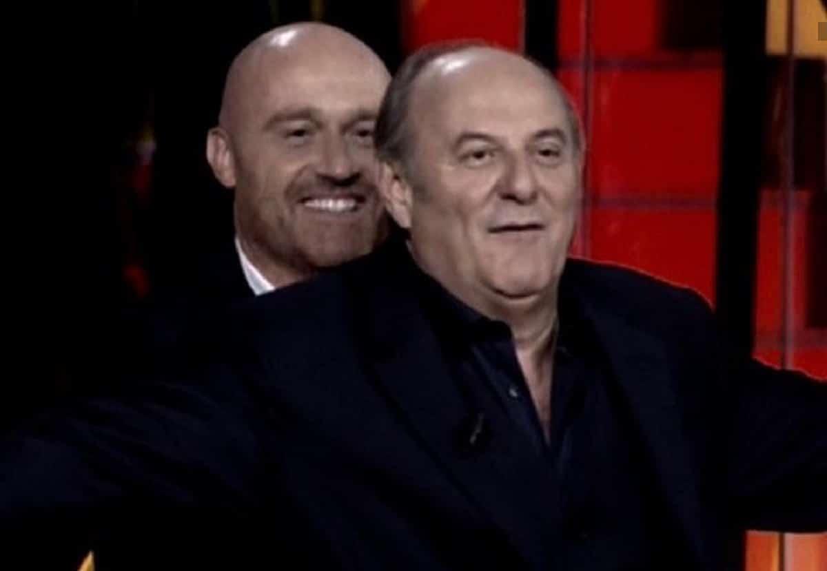 Verissimo, Gerry Scotti rivela che rapporto ha con Rudy Zerbi e Silvia Toffanin non crede alle sue orecchie