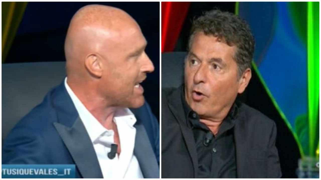 "Tu si que vales, ennesimo scontro durissimo tra Teo Mammucari con Rudy Zerbi, Mammuccari: ""Questa volta ti querelo"""