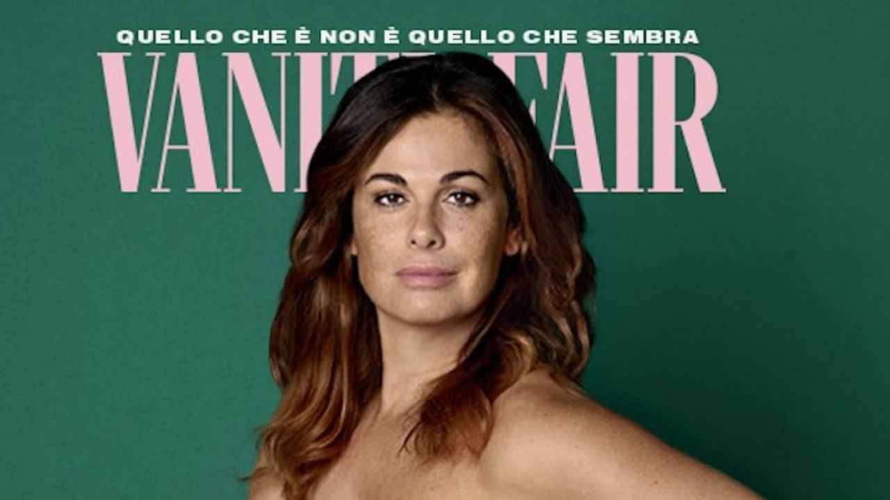 """Selvaggia Lucarelli durissima con Vanessa Incontrada per la foto nuda """"vedo una pelle legittimamente lisciata da photoshop"""""""
