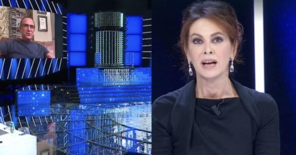 """Tale e quale show, Carlo Conti non riesce a trattenere le lacrime, Elena Sofia Ricci incredula """"Sta piangendo …"""""""