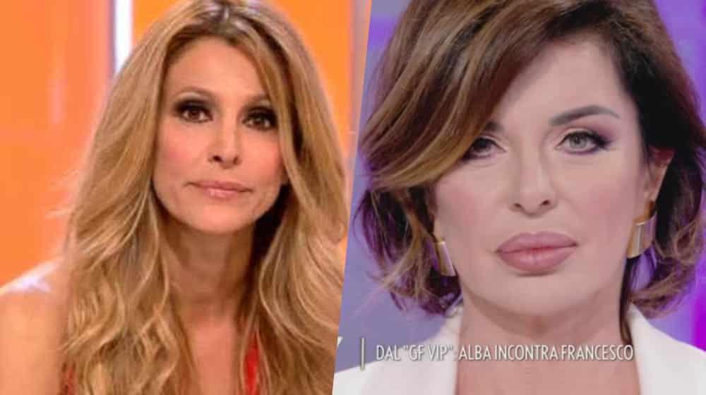 """Ogni Mattina lite furiosa, Adriana Volpe  ad Alba Parietti """"Ma cosa stai dicendo?"""" e la Parietti """"Come sei banale"""""""